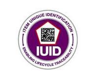 iuid item unique traceability logo
