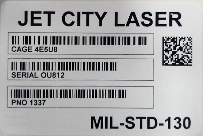 Thermal Print Label
